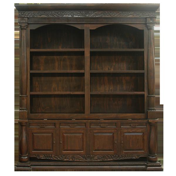 Bookcases booksf01